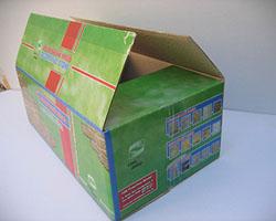 тара и упаковка в производстве