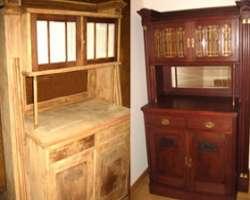 Когда актуальна реставрация деревянных изделий?